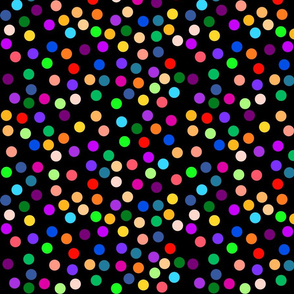 Festiva Spots! #2 Black