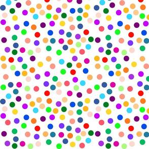 Festiva Spots! #2 White