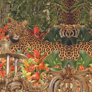 Asian Jungle Cats