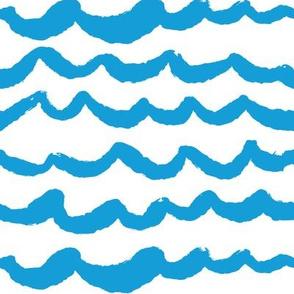 Spring 19 waves blue
