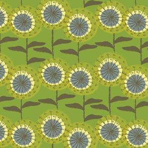Dandelions at Nollers Lake Moss-01