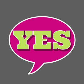 YES - pillow and poster