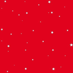 woollypetals starry eyed red