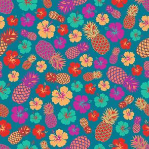 Pineapple Paradise (V1 Large)