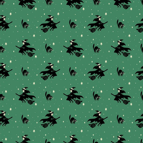 Lil Witch (Green)