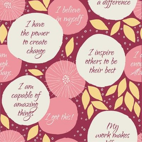 Power Woman | Cerise