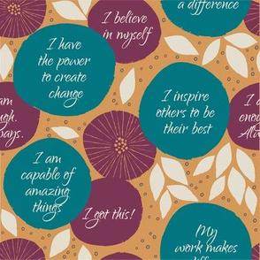 Power Woman | Honey Yellow