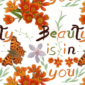 See the Beauty is in you