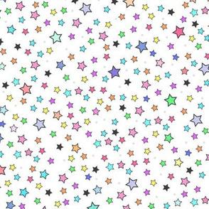 Seahorse coordinating Stars
