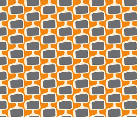 23f6b6a64a7d https://www.spoonflower.com/wallpaper/6353486-posey-on-grey-by ...