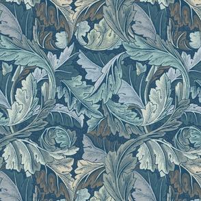 William Morris ~ Acanthus ~ Kentucky Twilight ~ Medium