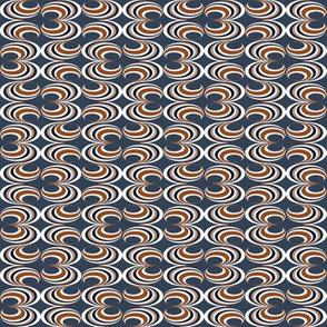 Clam Shell Waves VI