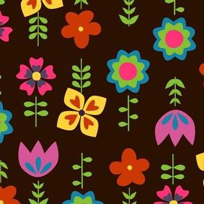 maximal 70s flowers
