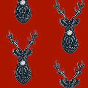 Scandinavian Deer Red