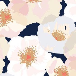 Big Poppies - Blush