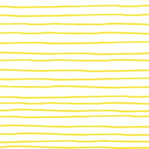 Minimal strokes  irregular stripes abstract lines geometric easter yellow