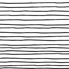 Minimal strokes  irregular stripes abstract lines geometric monochrome black and white