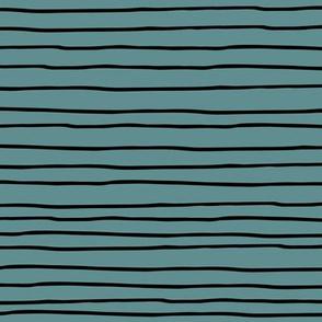 Minimal strokes  irregular stripes abstract lines geometric winter night blue black