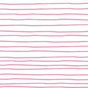 Minimal strokes  irregular stripes abstract lines geometric summer pink
