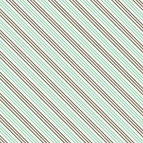 Jousting Stripe | Champagne Breakfast