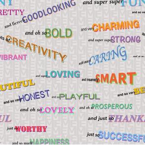 My Affirmations*