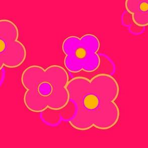 Mod Pink Hot