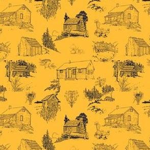 Farmstead Dreams Toile | Stock Pot