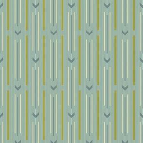 Arrow stripes |  02 – green
