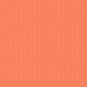 soft coral herringbone