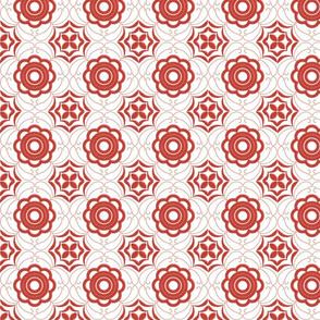 Delsbosöm - Delsbo embroidery - Anna