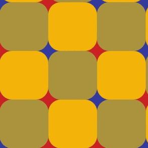 Geometric Cheater Trendy1920s Colors 2