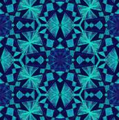 Butterfly - Modern Moroccan Mosaic