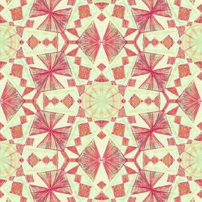 Butterfly - Modern Moroccan Mosaic base