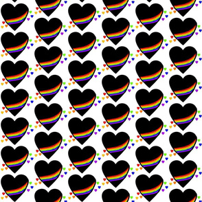 Black Pride Heart