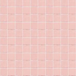 Pool Tiles - Pink