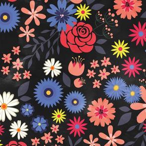 Maximalist Flowers
