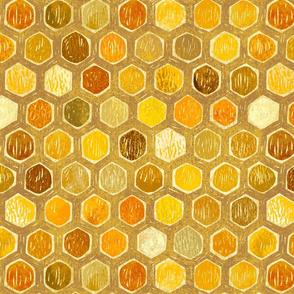 sweet honeycomb 16x16
