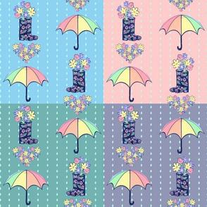 April Showers Quilt