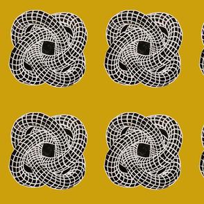 infinity yellow