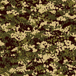Dot camouflage