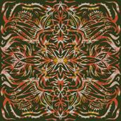 Bohemian India Pattern