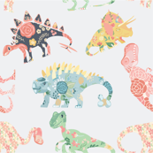 Nomi & Brave Dinosaurs