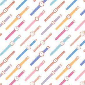 My fashion Watches - White