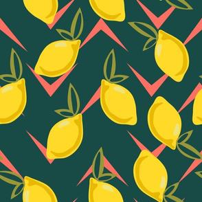 Lemon Drop - Green
