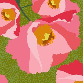 Poppies Pink-01