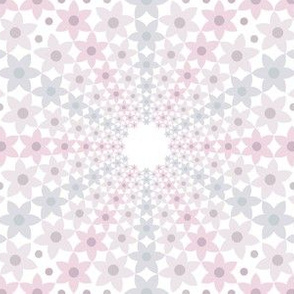 08599058 : mandala12flora : lilacmauve