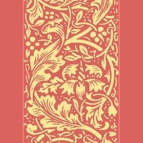 Kelmscott Stripe Pompeii Rose