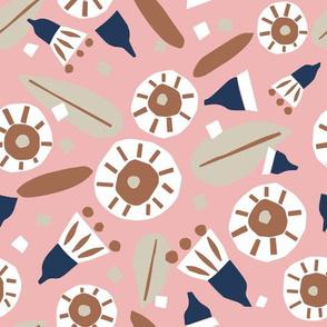 Gumblossoms - Pink