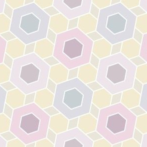 08600042 : hexagon2to1 : lilacmauve