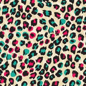 Leopard print fun